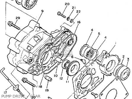 Max Vmx540j Yamaha Snowmobile Engine Bracket Diagram And Parts