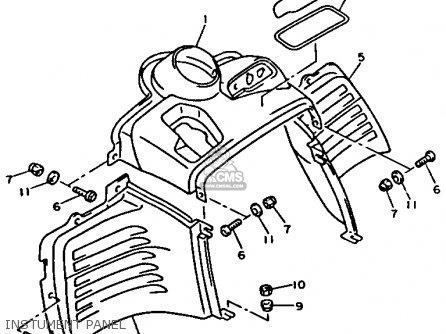 Yamaha Clutch Cable Vx