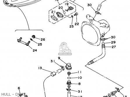 Yamaha Wb760u 1996 Usa Parts Lists And Schematics