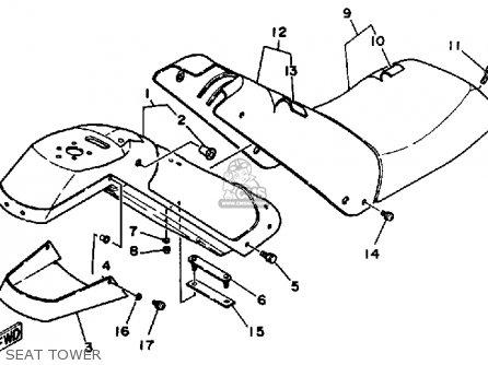 yamaha wj500f 1989 ew3 wavejammer usa seat tower_mediumyau0001c 10_e0ff 812 gravely wiring diagram tractor repair with wiring diagram,Wiring Diagram For Gravely 812
