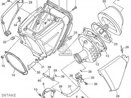 Yamaha Zuma Wiring Harness