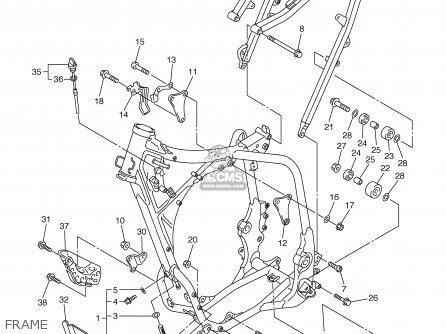 Wiring Diagram 2003 Yamaha Wr450f