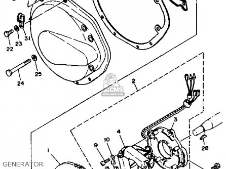1989 Yamaha 500 Waverunner Manual Wiring Diagram Symbols