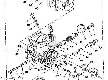 Yamaha R6 Likewise Yamaha Outboard Carburetor Diagram Also Injector