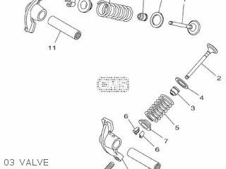 Yamaha Xc115s 2014 2ep1 Europe Delight 1n2ep-300e1 03 Valve