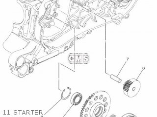 Yamaha Xc115s 2014 2ep1 Europe Delight 1n2ep-300e1 11 Starter