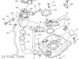 Yamaha Xc115s 2014 2ep1 Europe Delight 1n2ep-300e1 19 Fuel Tank