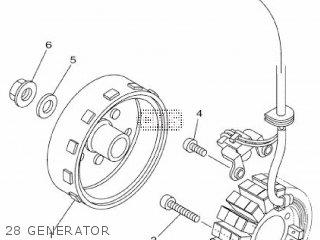 Yamaha Xc115s 2014 2ep1 Europe Delight 1n2ep-300e1 28 Generator