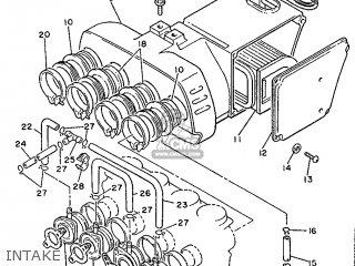 Surprising Yamaha Xj600 1986 51J England 2651J 310E1 Parts Lists And Schematics Wiring 101 Eumquscobadownsetwise Assnl