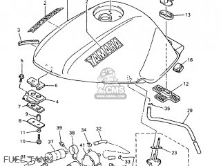 Fire Engine Steering together with Xj 600 Wiring Diagram further 2001 Yamaha Grizzly Wiring Diagram also Fire Pump Cooler as well Xj650 Wiring Diagram. on wiring diagram yamaha xj 600