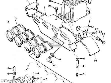 yamaha xj650 maxim 1981 b usa intake_mediumyau0794b 1_2ef9 polaris 500 sportsman starter wiring diagram polaris find image,500 Wiring Diagram In Addition Polaris Sportsman