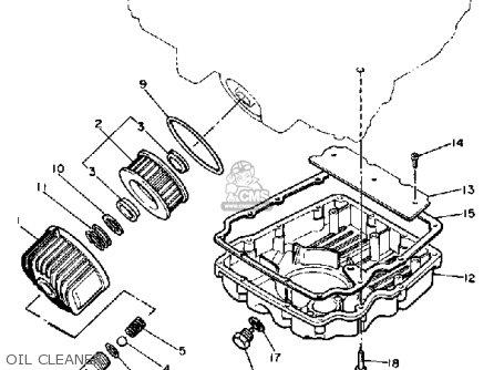 Xj650 Motor Diagram