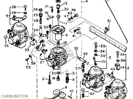 yamaha maxim 650 engine diagram suzuki 2 7 engine diagram