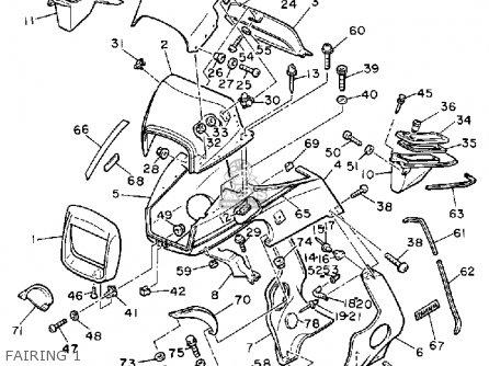yamaha xj 650 turbo yamaha xj 600 wiring diagram
