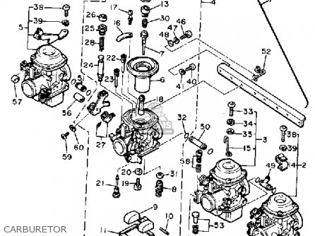 1981 Yamaha 400 Xs Wiring Images on workhorse wiring diagram