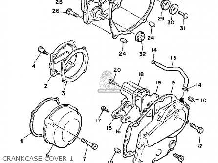 Yamaha Raptor 660 Carburetor Diagram
