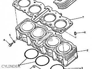 yamaha xj700x engine diagram electrical diagrams forum u2022 rh jimmellon co uk