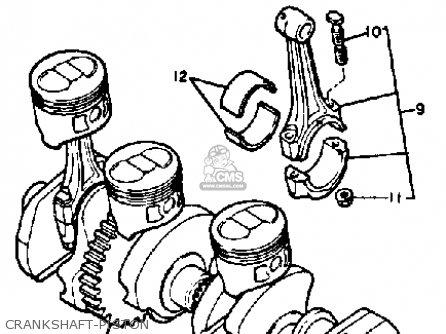 yamaha xj 750 wiring diagram