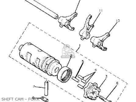 1981 Virago Wiring Diagram