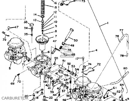 yamaha wiring diagram for xs1100 1978 yamaha xs1100 1978 usa parts list partsmanual partsfiche gmc radio wiring diagram for 1978