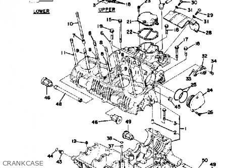 1980 Yamaha Xs1100 Special Wiring Diagram furthermore Yamaha Viking Wiring Diagram also Yamaha 1100 Wiring Diagrams furthermore Yamaha Sr500 Wiring Diagram as well Xs1100 Oil Filter. on wiring diagram for yamaha xs750