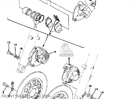 Yamaha Xs1100 Ignition Switch Wiring Diagram Yamaha Free
