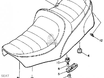 Wiring Harness Yamaha 250 Diagram Yfz 450 also Yamaha Ct1 Wiring Diagram in addition Yamaha Xt 500 Parts Carb as well Yamaha Rhino Clutch Diagram furthermore Yamaha 1600 Wiring Diagram. on 1979 yamaha wiring diagram 400