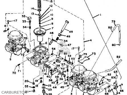 1979 Yamaha Xs 1100 Carburetor ImageResizerTool Com
