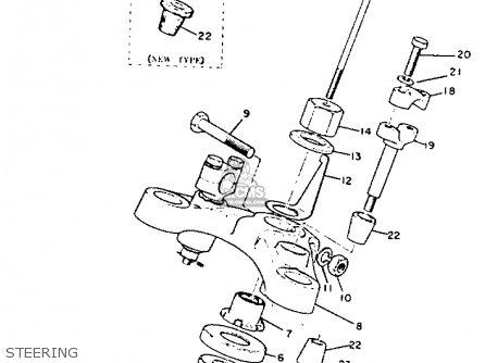 yamaha tx650 wiring diagram yamaha xs2 1972 usa parts list partsmanual partsfiche
