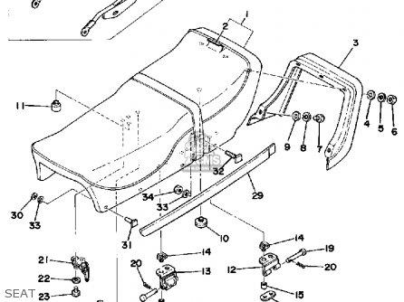 Yamaha Xs360 2 1977 Usa Parts Lists And Schematics