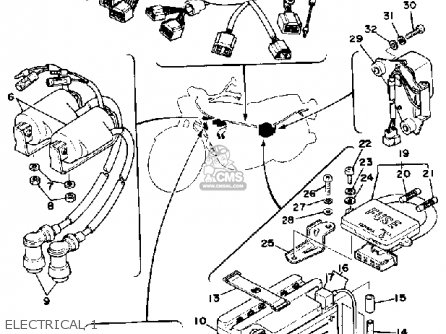 Yamaha Command Link Wiring Diagram