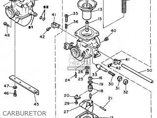 Yamaha Xs400j Maxim 1982 Carburetor