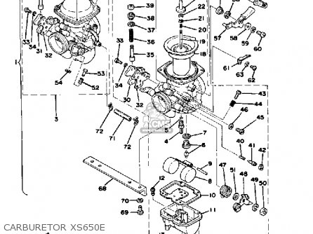 Clarion Xmd1 Wiring Diagram Clarion Free Wiring Diagrams furthermore Yamaha Xs400 Parts Diagram besides Kawasaki Z750 Motorcycle Wiring Diagram 2005 together with Yamaha Dirt Bike Parts Diagram also Basic Parts Of A Carburetor. on yamaha xs650 wiring diagram