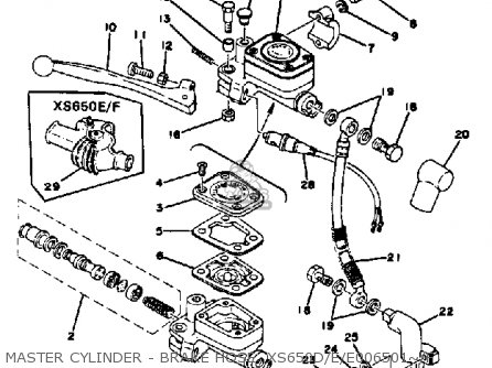 Xs1100 Chop Wiring Diagram