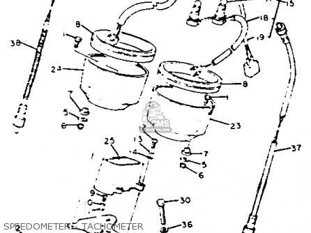 yamaha xs650 1981 (b) usa parts list partsmanual partsfiche 1981 lincoln town car engine diagram 1981 xs650 engine diagram