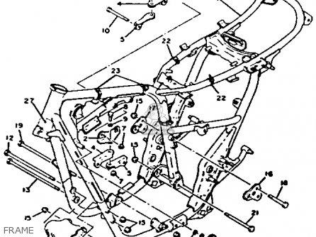 1978 Yamaha Xs650 Wiring Diagram