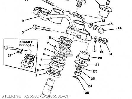 Xs650 Wiring Kit