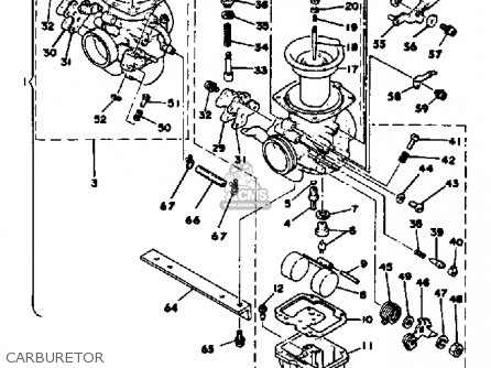 autolite 4100 4 barrel carburetor