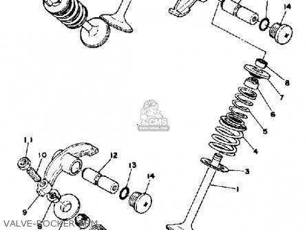 1979 Xs 650 Wiring Diagram