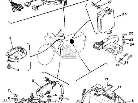 Yamaha Xs750 Wiring Diagram 1978