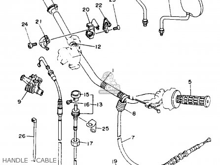 Wiring Harness For Yamaha Banshee on yamaha warrior 350 ignition wiring diagram