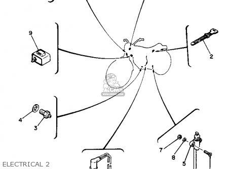 yamaha 1100 cdi box wiring diagram