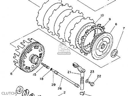 yamaha xt250c dual purpose 1984 e california clutch_mediumyau1011c 1_6f74 mini chopper wire schematics wiring diagram and fuse box diagram on 110cc dirt bike with headlight wiring