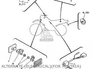 yz426f wiring diagram