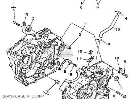 Yamaha Xt Wiring Diagram on chevy engine, 98 yamaha warrior, cid distributor, mighty mule, chevy engine starter,
