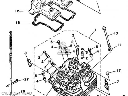 Xt350 Wiring Diagram