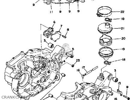 1976 Yamaha 500 Xt Wiring Diagram H1 Wiring Diagram
