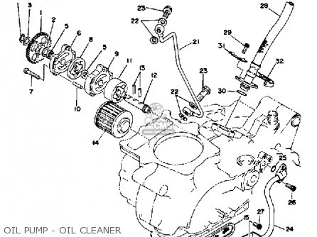 Yamaha Xt Dual Purpose Usa Oil Pump Oil Cleaner Mediumyau A additionally Honda Ruckus Wiring Diagram Inspirational Beautiful Cc Scooter Wiring Diagram Ensign Simple Wiring Diagram Of Honda Ruckus Wiring Diagram likewise Cb further Yamaha Xt Supermoto further Xt Z. on yamaha xt 500 wiring diagram
