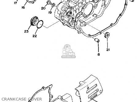 Wiring Diagram Yamaha Xt 500