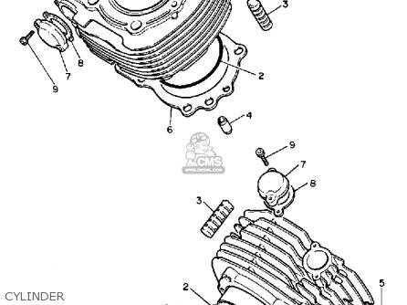 Heads For 350 Engine additionally Starter Solenoid Wiring Diagram Chevy likewise 454 Marine Engine Diagram as well Yamaha Xj650 Wiring Diagram furthermore 4 Barrel Carburetor Diagram 350. on chevy 350 marine wiring diagram